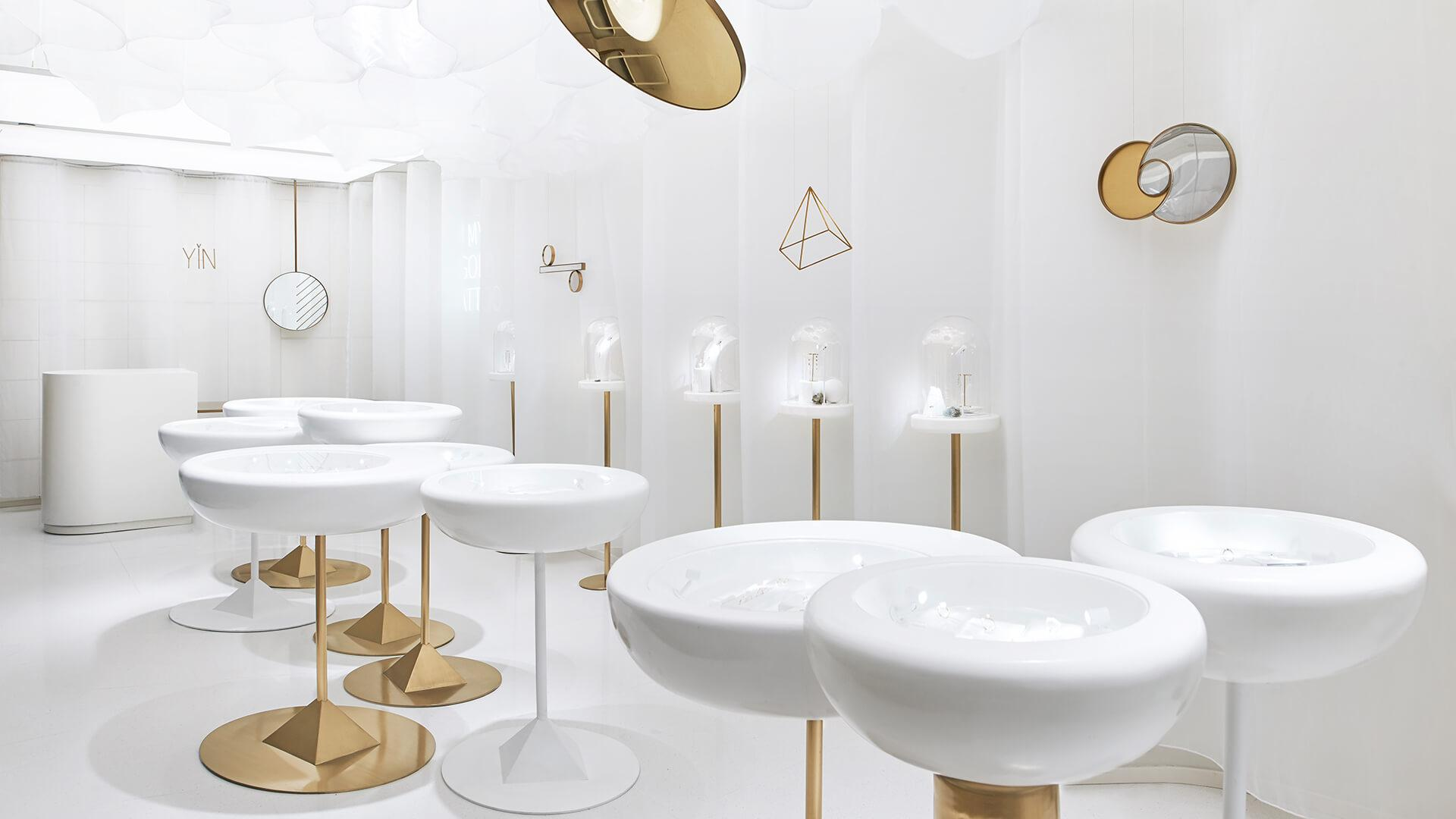 Frame Small Retail Spaces Shouldn T Limit Creativity Shows This Beijing Jewellery Store